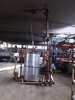 Brennholz Verpackungsanlage 1m3 Europalette stationär/mobil Nordrhein-Westfalen - Radevormwald Vorschau