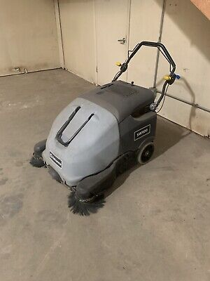 Advance Sw900 Industrial Walk-behind Floor Sweeper Battery Operated Batteries