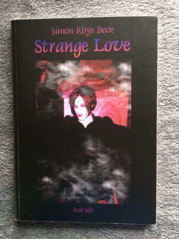 Simon Rhys Beck, Strange Love  - Mystery / Gay
