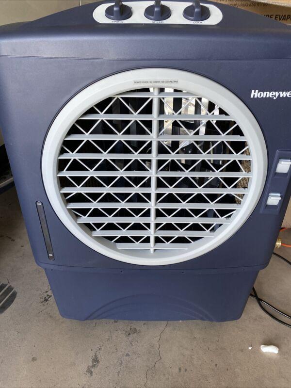Honeywell 125 pint Evaporative Air Cooler Indoor/Outdoor CO60PM (swamp cooler)