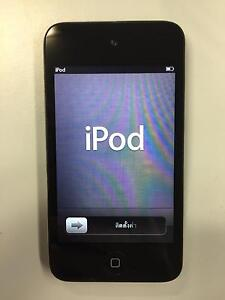 4th Generation iPod Touch 8Gb Footscray Maribyrnong Area Preview