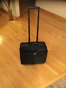 Travelling computer case