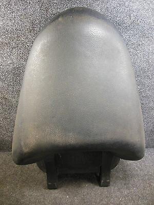 OEM Rear Passenger Seat Black off 2009 Honda Aquatrax F-15 #U3129