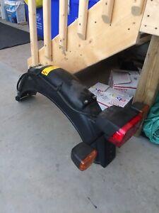 Bmw Airhead rear fender. R80 R100 $150