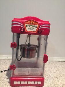 Movie popcorn maker