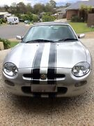 2001 M.G. MGF Coupe Warner Pine Rivers Area Preview
