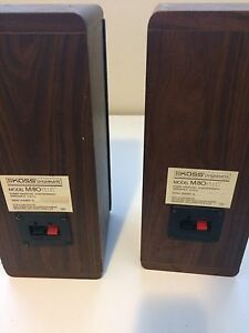 Koss speakers model m/80plus