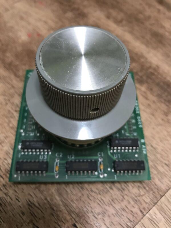 Universal Xray Timer Encoder Switch
