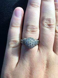 1 carat diamond ring Hamersley Stirling Area Preview