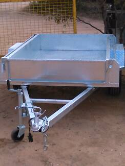 box trailers 6x4, 7x4, 7x5, 8x5, 8x5 dual axle hot dipped galv Lonsdale Morphett Vale Area Preview