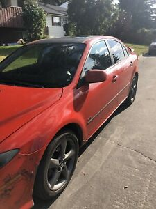 Mazda 6 V6.Sports Edition FULLY LOADED