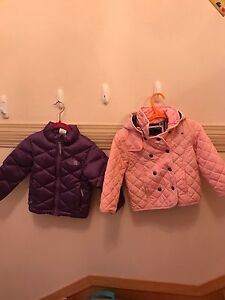 Winter clothes (girl kid)
