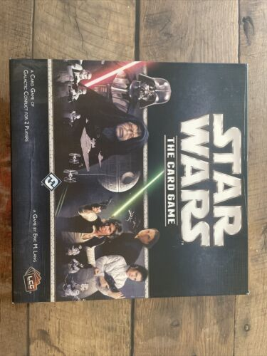 Star Wars The Card Game LCG - $53.00