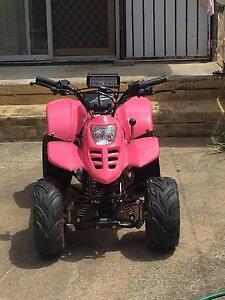 2014 gmx pink quad bike 110cc NEAR NEW Sydney City Inner Sydney Preview
