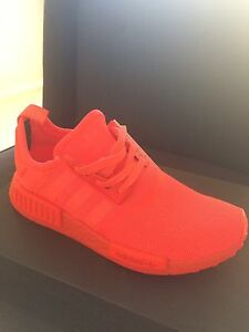 Adidas nmd r1 solar red brand new US 7.5 Dianella Stirling Area Preview