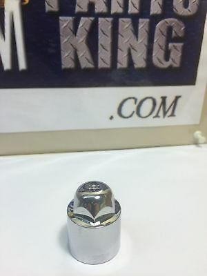 Wheel Lug Nut-Lug Nut Cap - Chrome GM OEM 12499427
