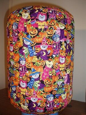 HALLOWEEN CAT COSTUME HAT 5 GALLON WATER COOLER BOTTLE COVER KITCHEN - 5 Gallon Hat