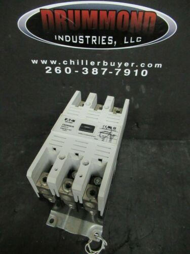 EATON CONTACTOR C825HN10 SER. A1 120 AMP 600 VAC 120 VOLT COIL 140 AMP/RES