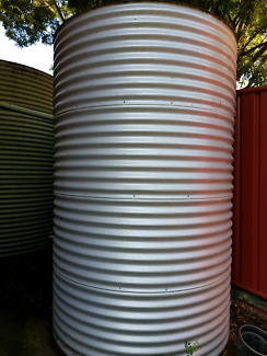 Steel Water Tank  Whiteside Pine Rivers Area Preview