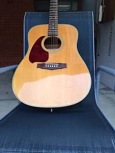 Left Hand Guitar Ibanez PF10 Acoustic Tomago Port Stephens Area Preview