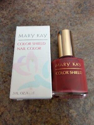 Mary Kay Nail Polish Color Shield Nail Color ~ Praline (#1874) ~ NIB~ Ships -