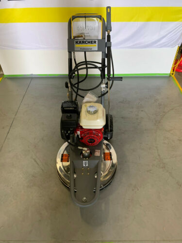 Karcher Jarvis SCW 2.4/25 G Cold Water Gas Powered Pressure Washer 1.107-380.0