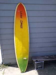 Malibu surfboard