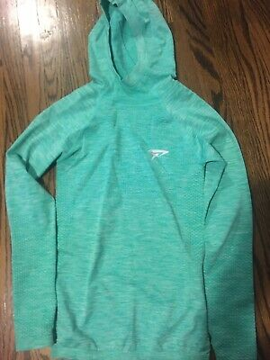 Physiq Apparel Womens Long Sleeve Athletic Top Sweat Wicking XS