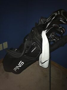 ping hoofer 14 golf bag