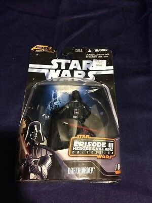 Star Wars Episode 3 Heroes & Villains Collection Darth Vader Action Figure](Darth Vader Episode 3)
