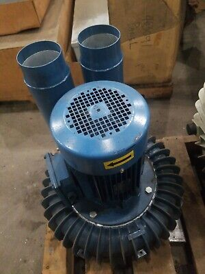 Ted 36 Dustcontrol Dust Collector Industrial Vacuum Pump Cleaning System Nos Obo