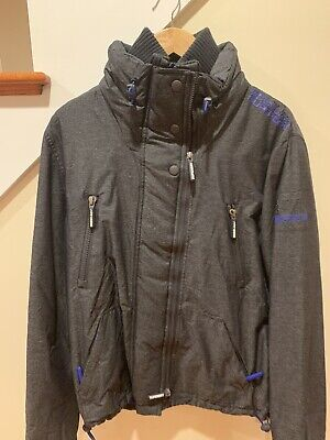 Superdry Large Wind Attacker Heavy Jacket