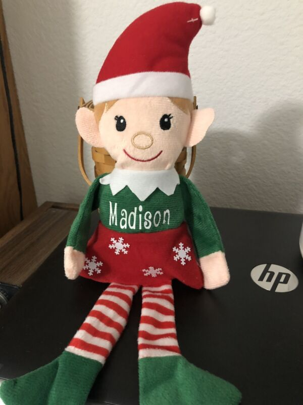 Personalized Christmas Holiday Elves