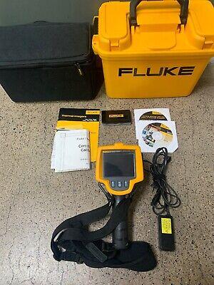 Fluke Tir Infared Thermal Imaging Camera