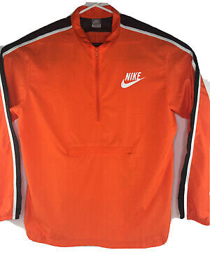 Nike Windbreaker Nylon Jacket Mens XL Pullover Packable Light - Extra Large