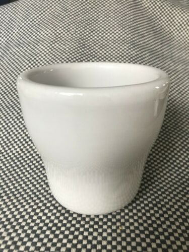 Vintage Coors Laboratory Thermo Porcelain Glazed Crucible Pottery Vessel