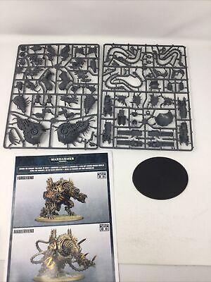 Warhammer 40k Chaos Space Marine Forgefiend / Maulerfiend NOS FREE SHIPPING