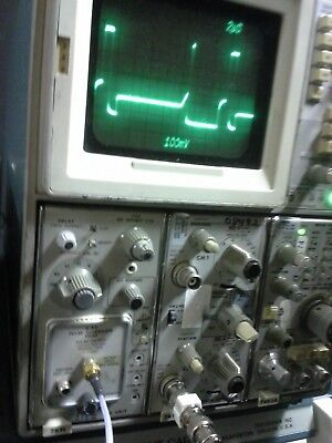 Tektronix S-52 Pulse Generator Tested For Tektronix Tdr Sampling Scopes