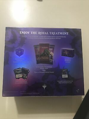Throne of Eldraine Bundle Gift Edition 10 Booster Pack |1 Collector Pack