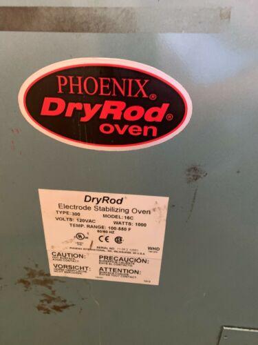 Phoenix Type 300 Welding Rod / Electrode Oven