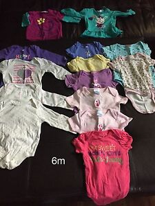Girl clothes 6m