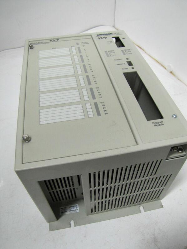 AEG MODICON ICC AUTOMATION CONTROLLER FA3240/SBX FA 3240 SBX 100-265-816