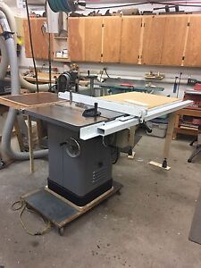 """Rockwell 34-454 10"""" Unisaw Table saw, Tablesaw"""