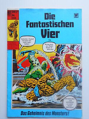 Marvel Wiliams Die Fantastischen Vier Hit Comic Nr. 249 aus 1973