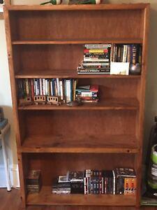 Handmade Bookshelf/Bookcase