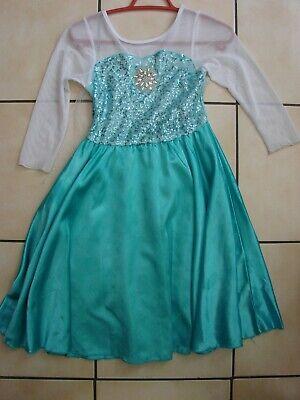 Fancy Dress Elsa from Frozen Baby Show 5-7 - Frozen Baby Kostüme