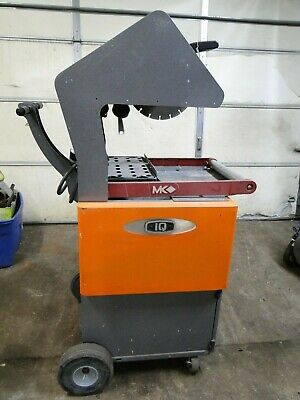 Iq Iq1000 Portable Dust Collector Wmk Bx3 Dry Diamond Brick Stone Paver Saw