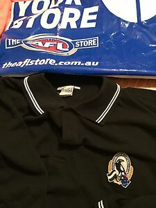 POLO SHIRT with Collingwood logo ( from AFL SHOP) Doncaster Manningham Area Preview