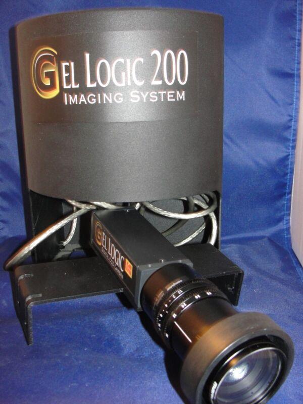 Gel Logic 200 Kodak Digital CCD Camera Marumi 49mm Computar H6Z0812 8-48mm 1:1.2