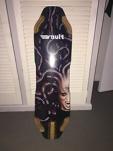 New vault tar snake longboard skateboard East Brisbane Brisbane South East Preview